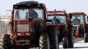 Μηχανοκίνητη πορεία αγροτών σήμερα στο Βόλο